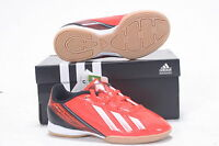 kids f10 adidas indoor football trainers juniors infants sizes 10uk  to 5.5uk
