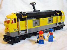 Lego City Yellow Cargo Train Diesel Engine + Motor (NO PF) 7939/60052/60098 Mint