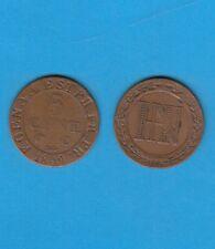 Westphalie Jérôme Napoléon 5 centimes Cuivre 1809 Cassel
