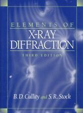 INTL ED Elements of X-Ray Diffraction by B. D. Cullity 3Ed
