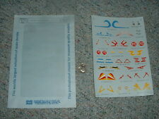 Microscale  Decals 1/72 72-0068 Japanese group markings C97