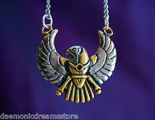 HORUS EGYPTIAN GOD PENDANT. Occult. Magic Magick. Witchcraft Wicca. Egypt