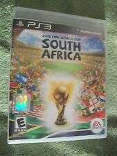 PLAY STATION NETWORK, PS3, 2010 FIFA WORLD CUP SOUTH AFRICA VIDEO GAME, SPORTS