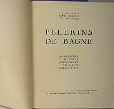 Pèlerins de Bagne Toulouse 1946, EO N° - World FREE Shipping*