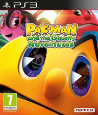 Pac-Man and the Ghostly Adventures (Sony PlayStation 3, 2013)
