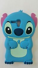 IT- PHONECASEONLINE SILICONE COVER PER CELLULARI STITCH ALCATEL ONE TOUCH POP 3