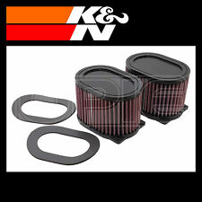 K&N Air Filter Replacement Motorcycle Air Filter for Yamaha XVZ1300 | YA-1399