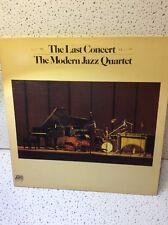 The Modern Jazz Quartet. Double Album. The Last Concert