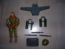 gi joe General Hawk 1991 Complete (UK European Missile Firing Variant)!