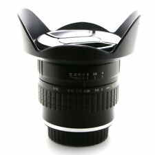 14mm f/4.0 Ultra Wide Angle Fisheye Lens For Nikon Full Frame APS-C DSLR Camera