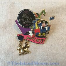 Rare Disney LE Dave Smith Main Street Electrical Parade Mickey Pin (UD:43246)