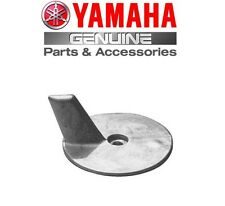 Yamaha Genuine Outboard Trim Tab Anode 20 - 50 HP (664-45371-09)