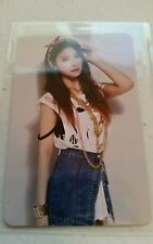 Kara gyuri summergic japan jp official photocard card Kpop K-pop 2ne1 apink snsd