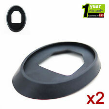 2x Toyota Yaris Corolla Roof Aerial Base Rubber Gasket Seal Bee Sting Antenna