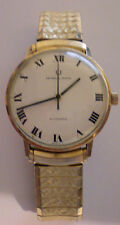 Universal Geneve Swiss Automatic men's gold filled watch Keeps excellent time