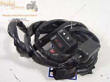 KAWASAKI ZG1200 1200 Voyager XII  DRIVER RADIO CONTROL SWITCH SEEK VOLUME
