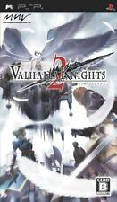 Used PSP Valhalla Knights 2 SONY PLAYSTATION JAPAN IMPORT