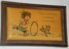 """Little Gallery by Hallmark 1984 """"There's something to celebrate in everyday!"""""""