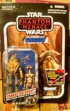 Star Wars The Vintage Collection VC81 Ben Quadinaros & Otoga-222 unpunched TVC
