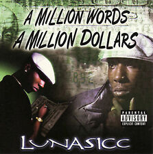 Lunasicc: Million Words Million Dollars Original recording reissued Audio Casset