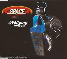 SPACE - Avenging Angels (UK 7 Track CD Single Part 2)