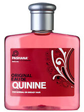 Pashana Eau de Quinine Hair Tonic 250ml  for Normal / Greasy hair