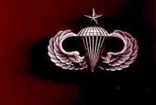 Airborne or Parachutist Senior Combat Badge 2nd award or Jump