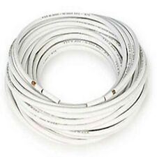 Shakespeare 50' RG-8X Cable 50-OHM Low Loss White