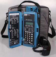 TTC / Acterna TPI 550B+ BRI ISDN Portable Test Set w/EBS/2B1Q/POTS