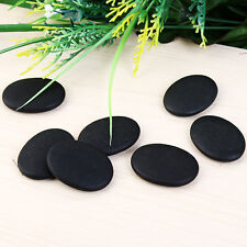 7pcs / lot  Hot Spa Rock Basalt Stone Massage Stones Massage Lava Natural Stone
