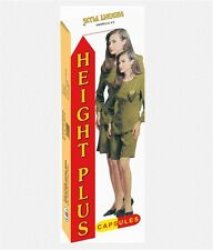 Height Increase 60 Capsules Herbal Supplement Longer Taller Gain Enhancer Growth