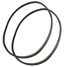 Drive Belt Pack Of 2 Fits STIHL TS400  9490 000 7851