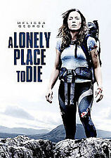 A LONELY PLACE TO DIE DVD Melissa George New Sealed Original UK Release
