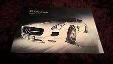 Mercedes-Benz SLS AMG GT lista de precios 2013
