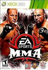 EA Sports MMA (Microsoft Xbox 360, 2010) WITH CASE