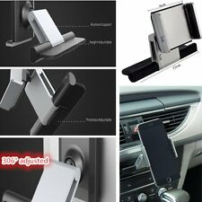Car CD Slot Phone GPS Sat Nav Holder Mount For 3.5-5.5 Inch Samsung iPhone 5 6 7