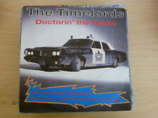 THE TIMELORDS 7 inch Single DOCTORIN´ THE TARDIS (1988)    °2b