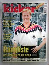 kicker Sportmagazin  Nr.: 102/51. Woche  19.12.1994