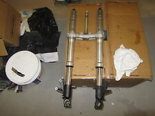 Honda CBR 954RR Front Forks with triple 2001-2003