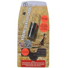 Carlson's Choke Tube 20 GA Winchester Browning Mossberg Flush Improved 610 10102