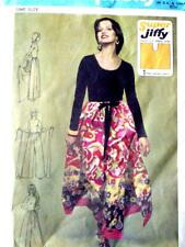 FAB VTG 70s FRONT WRAP EVENING PALAZZO PANTS Misses Sewing Pattern 5082 8 - 18