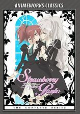 Strawberry Panic THE COMPLETE SERIES 5 DVDs NEW!!