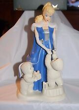"SNOWBABIES BARBIE GUEST COLLECTION UNDER THE MIDNIGHT MOON"" Dept 56"
