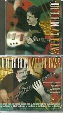 RARE / CD - JEFF BERLIN : ACE OF BASS / COMME NEUF - LIKE NEW
