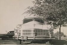 Vintage Photograph Nice Image Of A Car Automobile 1950s