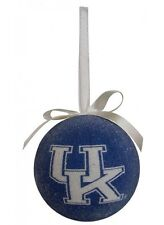 KENTUCKY WILDCATS STYROFOAM BALL ORNAMENT 3""