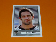 N°169 MAHE CA BRIVE CORREZE LIMOUSIN PANINI RUGBY 2007-2008 TOP 14 FRANCE