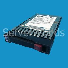 "HP 376596-001 36GB 2.5"" 10K SCSI Hard Drive 395924-001 375859-B21"