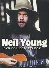 Neil Young : DVD Collector's Box (2 DVD)
