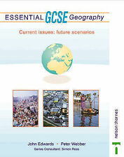 Essential GCSE Geography,ACCEPTABLE Book